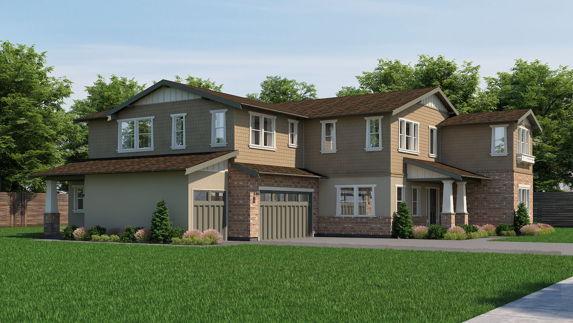 Exterior featured in the Plan 1 By Haven Development  in Oakland-Alameda, CA