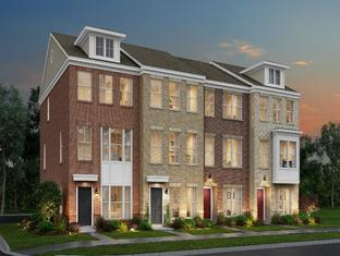 Rome-3 Levels - Parkside 6: Upper Marlboro, District Of Columbia - Haverford Homes