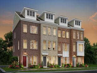 Rome-4 Levels - Parkside 6: Upper Marlboro, District Of Columbia - Haverford Homes