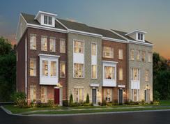 Lofts-4 Levels End Unit - Parkside 6: Upper Marlboro, District Of Columbia - Haverford Homes