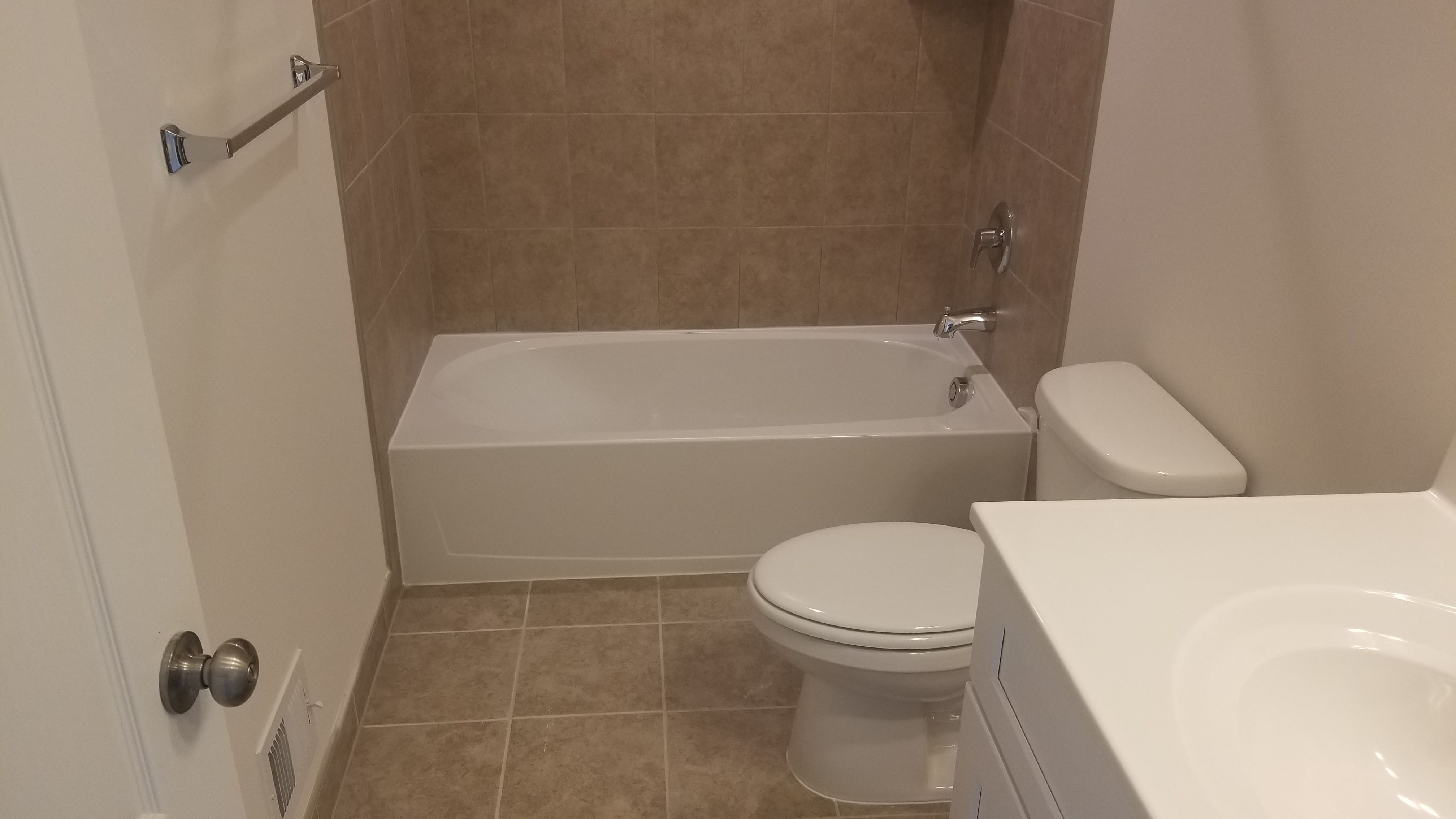 Bathroom featured in the Naples-4 Levels By Haverford Homes in Washington, MD