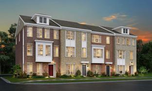 Davidson III - 3 Levels - Parkside 6: Upper Marlboro, District Of Columbia - Haverford Homes