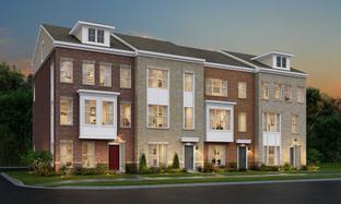 Lofts - 4 Levels - Parkside 6: Upper Marlboro, Maryland - Haverford Homes