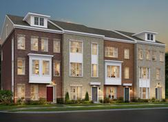 Lofts - 4 Levels - Parkside 6: Upper Marlboro, District Of Columbia - Haverford Homes