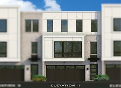 Piedmont Model w/ Elevator - Creekside Chevy Chase: Chevy Chase, District Of Columbia - Haverford Homes