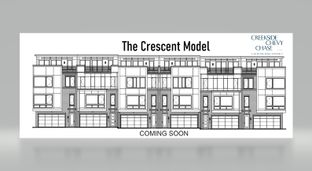 Crescent Model - 4 Level - Creekside Chevy Chase: Chevy Chase, District Of Columbia - Haverford Homes