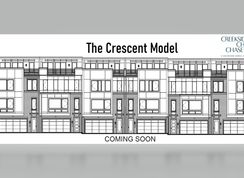 Crescent Model - 4 Level - Creekside Chevy Chase: Chevy Chase, Maryland - Haverford Homes