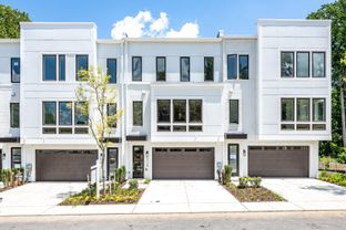 Piedmont Model - Creekside Chevy Chase: Chevy Chase, Maryland - Haverford Homes