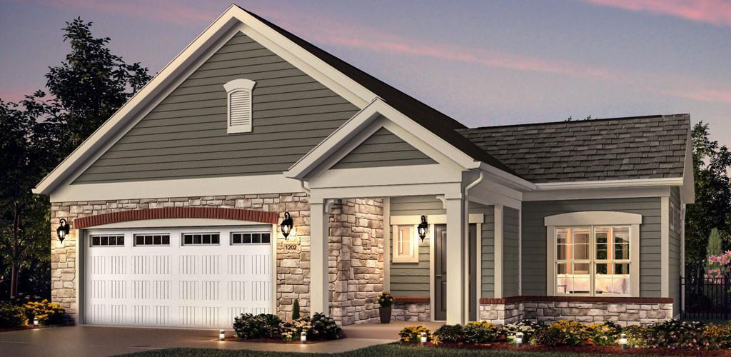 Exterior featured in the Palazzo By Scarmazzi Homes in Pittsburgh, PA