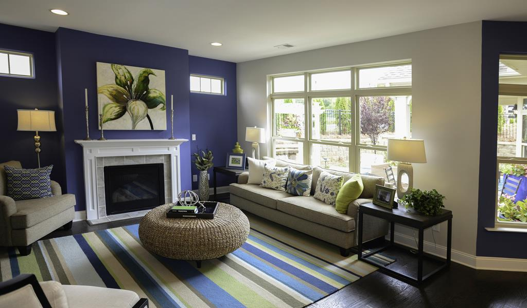 Living Area featured in the Portico By Scarmazzi Homes in Pittsburgh, PA