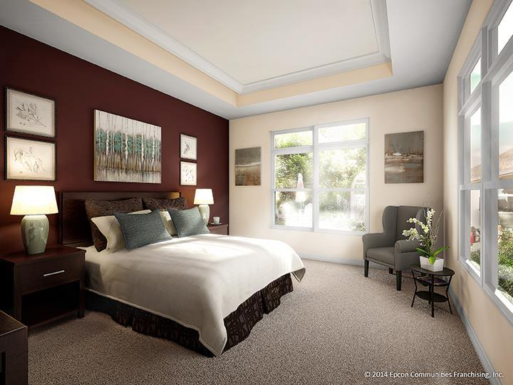 Bedroom featured in the Capri IV By Scarmazzi Homes in Pittsburgh, PA