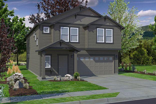 Talent Plan Bend Oregon 97701 At Leehaven By Hayden Homes Inc