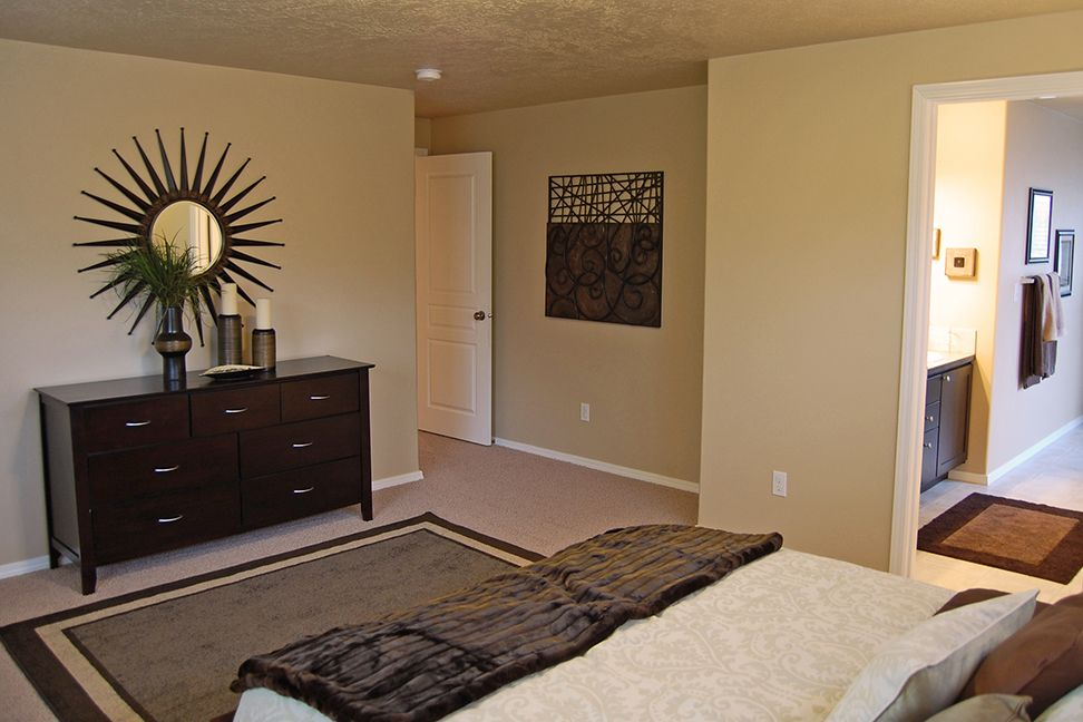 Bedroom featured in the Teton By Hayden Homes, Inc. in Corvallis, OR