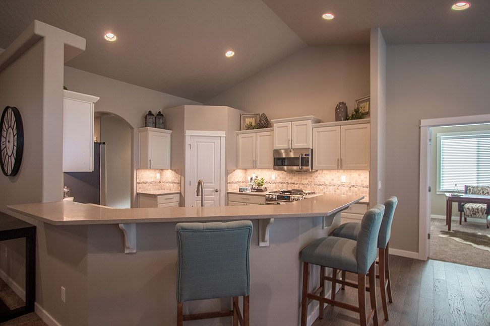 Kitchen featured in the Vintage By Hayden Homes, Inc. in Richland, WA