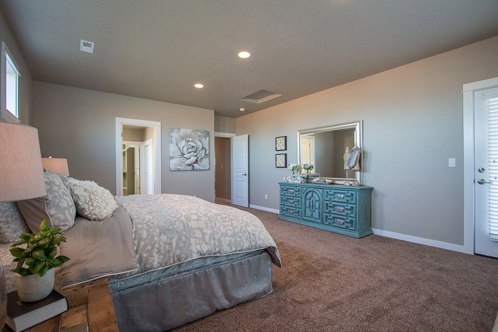 Bedroom featured in the Vintage By Hayden Homes, Inc. in Richland, WA