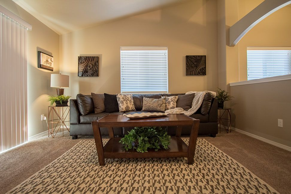 Living Area featured in the Clearwater By Hayden Homes, Inc. in Yakima, WA