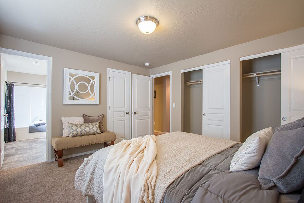 Bedroom featured in the Clearwater By Hayden Homes, Inc. in Yakima, WA