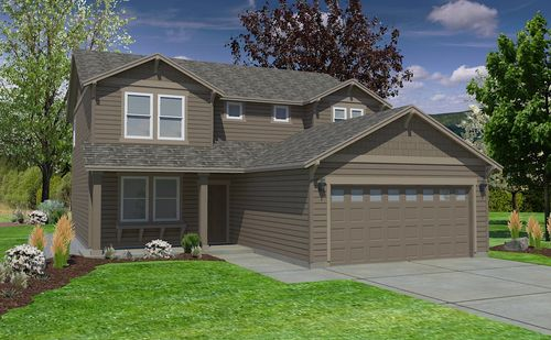 Cascade Heights By Hayden Homes Inc In Central Oregon