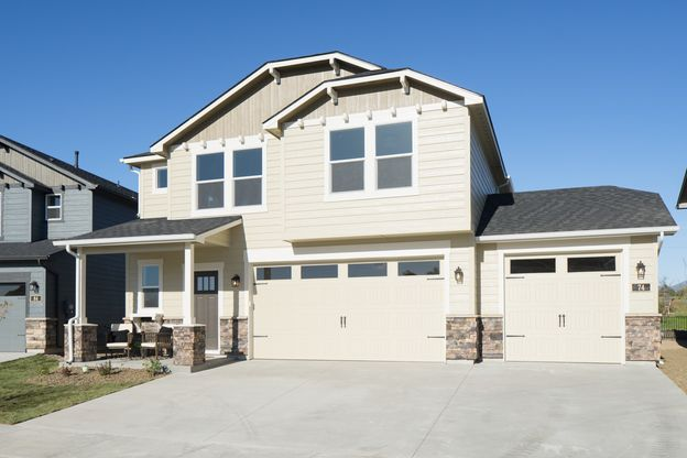 Redstone Ranch In Eagle, ID, New Homes & Floor Plans By