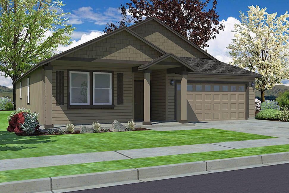 Exterior featured in the Orchard By Hayden Homes, Inc. in Boise, ID