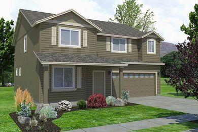 Teton Blue Mountain Estates Walla Washington Hayden Homes Inc