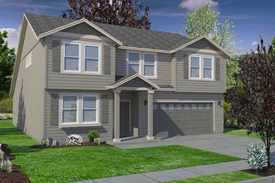 Umpqua Blue Mountain Estates Walla Washington Hayden Homes Inc