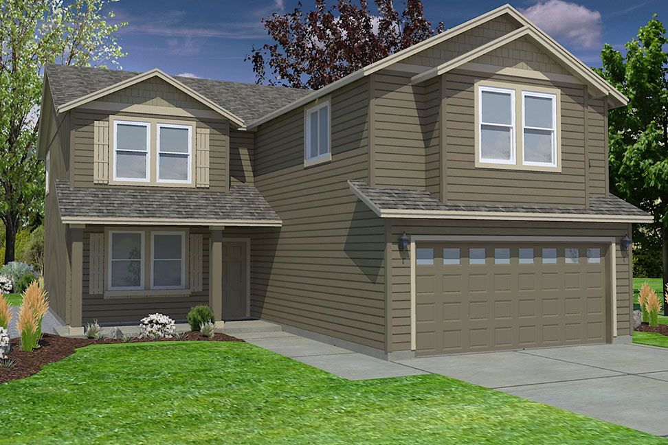 Exterior featured in the Stoneridge Encore By Hayden Homes, Inc. in Corvallis, OR