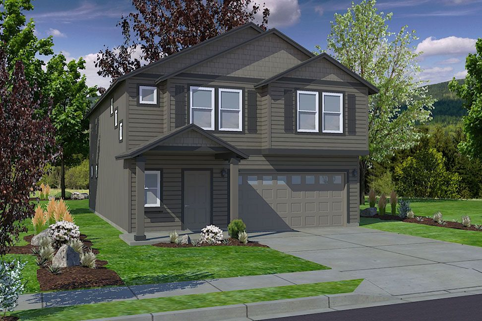 Exterior featured in the Talent By Hayden Homes, Inc. in Central Oregon, OR
