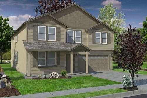 Blue Mountain Estates By Hayden Homes Inc In Richland Washington