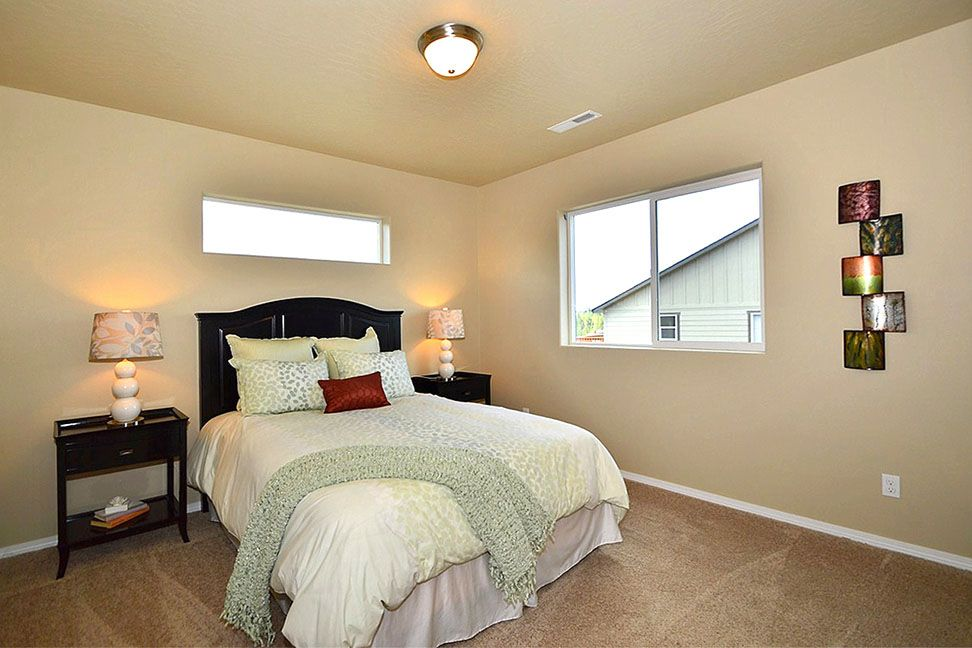 Bedroom featured in the Canyon By Hayden Homes, Inc. in Boise, ID