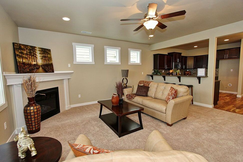 Living Area featured in the Metolius By Hayden Homes, Inc. in Central Oregon, OR