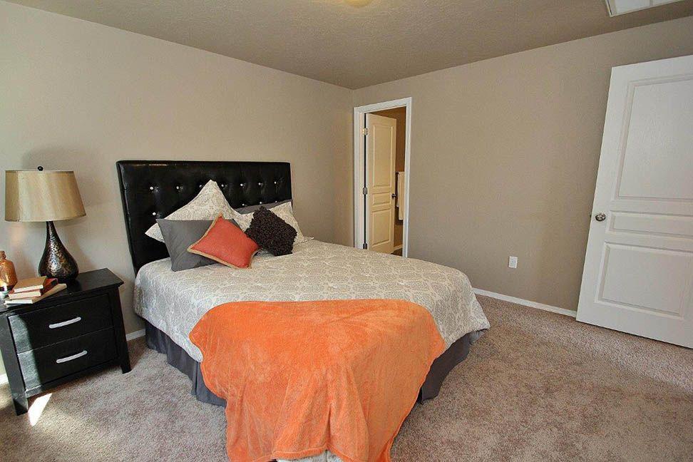 Bedroom featured in the Alderwood By Hayden Homes, Inc. in Salem, OR