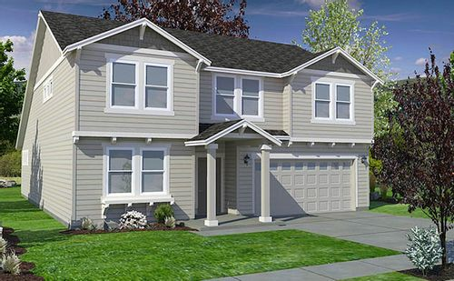 Reserve at Oaks West by Hayden Homes, Inc. in Boise Idaho