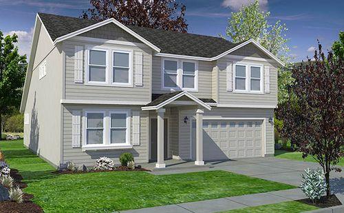 Ashton Estates by Hayden Homes, Inc. in Boise Idaho