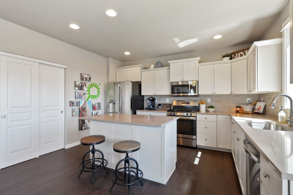 Kitchen featured in the Stoneridge Encore By Hayden Homes, Inc. in Medford-Ashland, OR