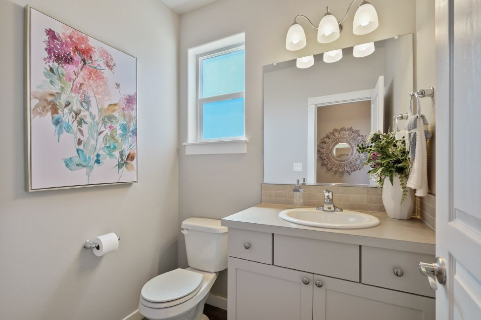 Bathroom featured in the Stoneridge By Hayden Homes, Inc. in Corvallis, OR