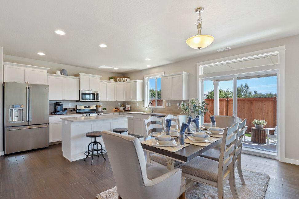 Kitchen featured in the Stoneridge Encore By Hayden Homes, Inc. in Spokane-Couer d Alene, WA