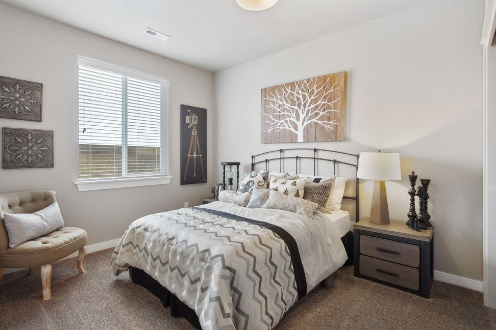 Bedroom featured in the Stoneridge By Hayden Homes, Inc. in Corvallis, OR