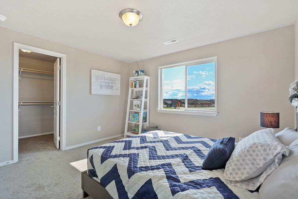 Bedroom featured in the Vale By Hayden Homes, Inc. in Richland, WA