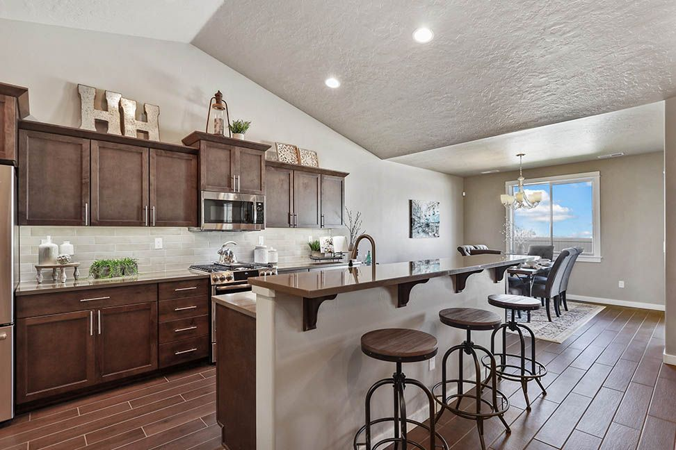 Kitchen featured in the Orchard Encore By Hayden Homes, Inc. in Spokane-Couer d Alene, ID