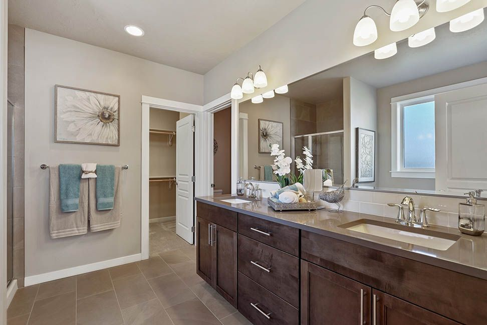 Bathroom featured in the Orchard Encore By Hayden Homes, Inc. in Corvallis, OR