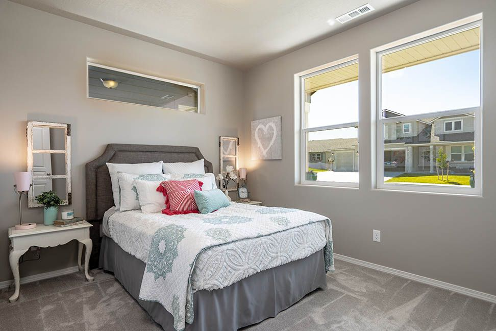 Bedroom featured in the Orchard By Hayden Homes, Inc. in Corvallis, OR