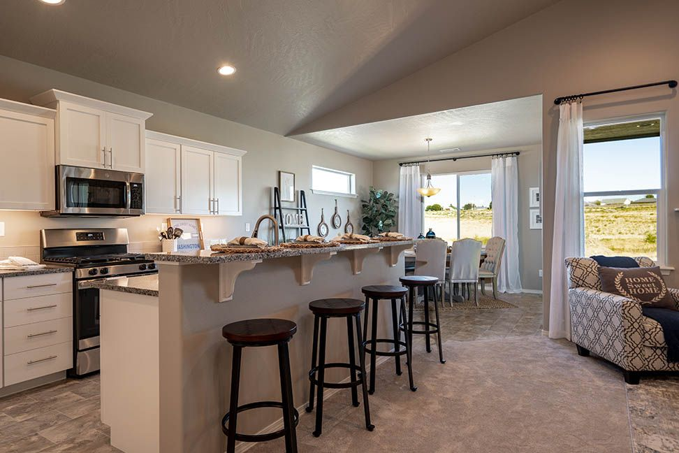 Kitchen featured in the Orchard By Hayden Homes, Inc. in Spokane-Couer d Alene, WA