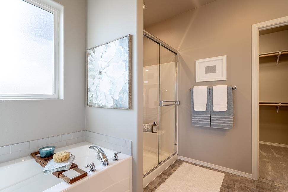Bathroom featured in the Orchard By Hayden Homes, Inc. in Corvallis, OR
