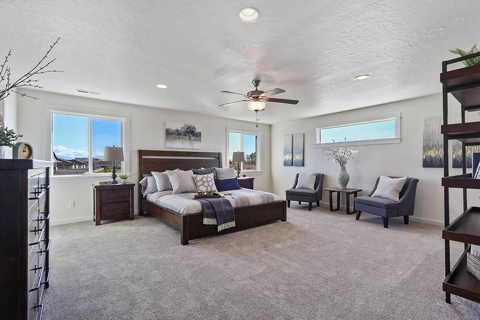 Bedroom featured in the Waterbrook By Hayden Homes, Inc. in Spokane-Couer d Alene, ID