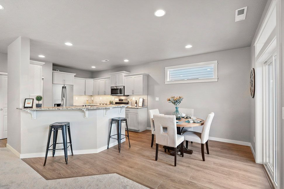 Kitchen featured in the Hudson By Hayden Homes, Inc. in Medford-Ashland, OR
