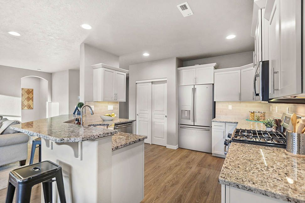 Kitchen featured in the Hudson By Hayden Homes, Inc. in Boise, ID