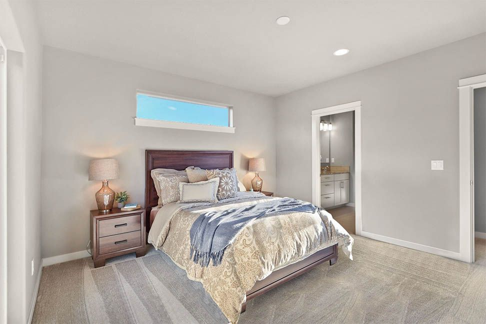Bedroom featured in the Hudson By Hayden Homes, Inc. in Corvallis, OR