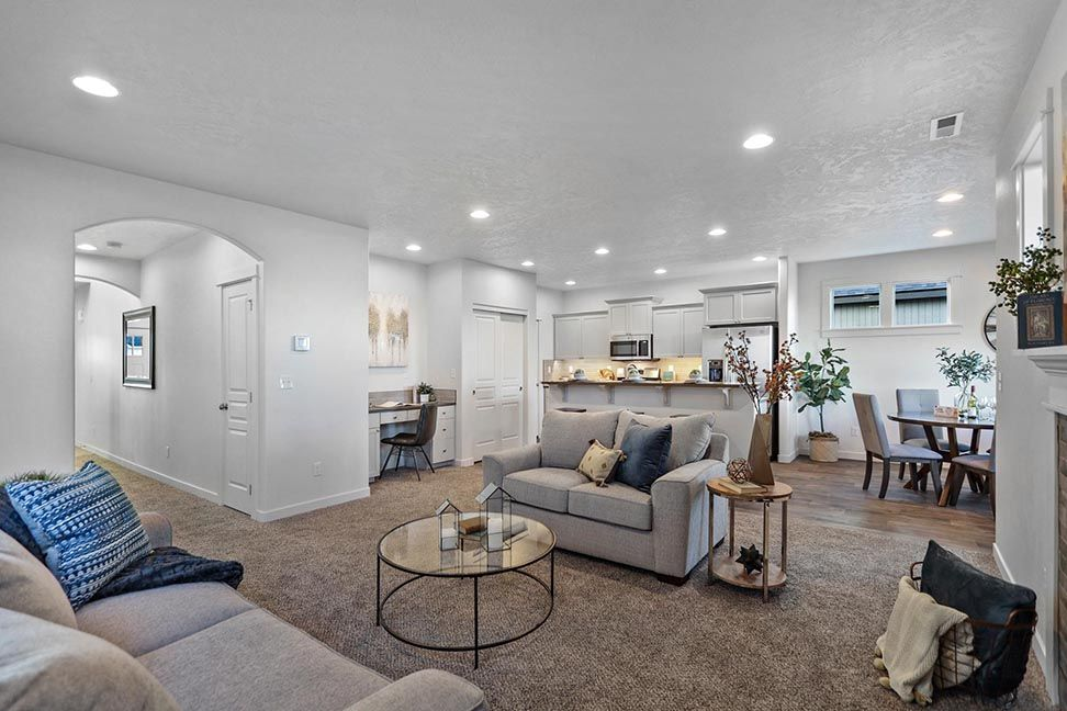 Living Area featured in the Middleton By Hayden Homes, Inc. in Corvallis, OR