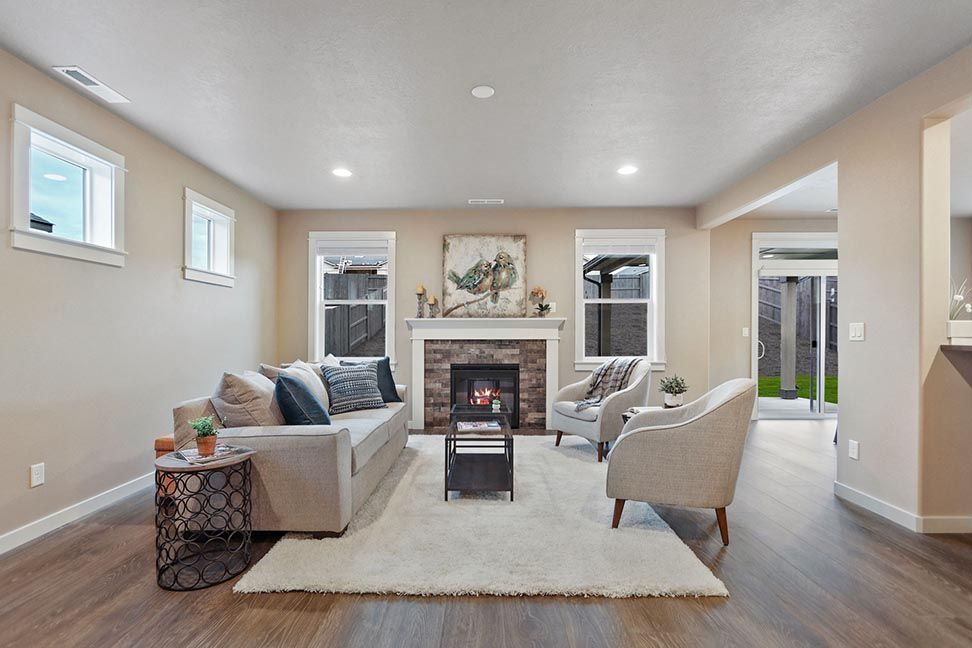 Living Area featured in the Talent By Hayden Homes, Inc. in Medford-Ashland, OR